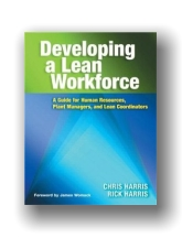 developing a lean workforce book 3